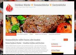 Ratgeber zum Kauf oder Bau einer Sommerküche, Outdoorküche, Raumfrei Webdesign Erfurt Thüringen