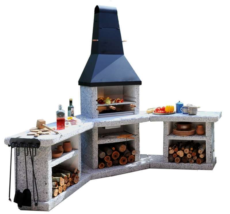 Tipps zum Bau oder Kauf einer Sommerküche, Raumfrei Webdesign Erfurt