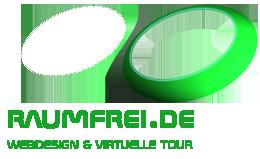 Logo Raumfrei Webdesign