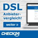 Check24 DSL Vergleich